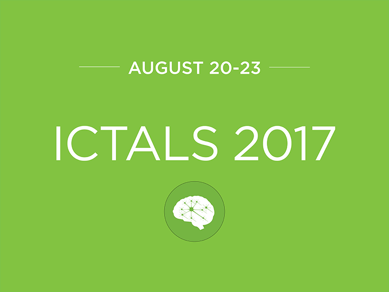 Conference for Technology & AnaLysis of Seizures ICTALS2017