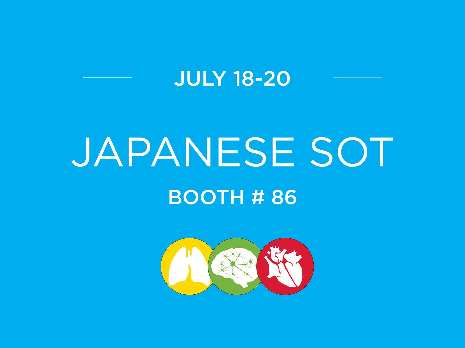 Japanese Society of Toxicology JSOT2018